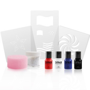 Lady Liberty Stencil Kit