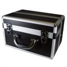 Beauty Carry Case - Large - Black/Silver